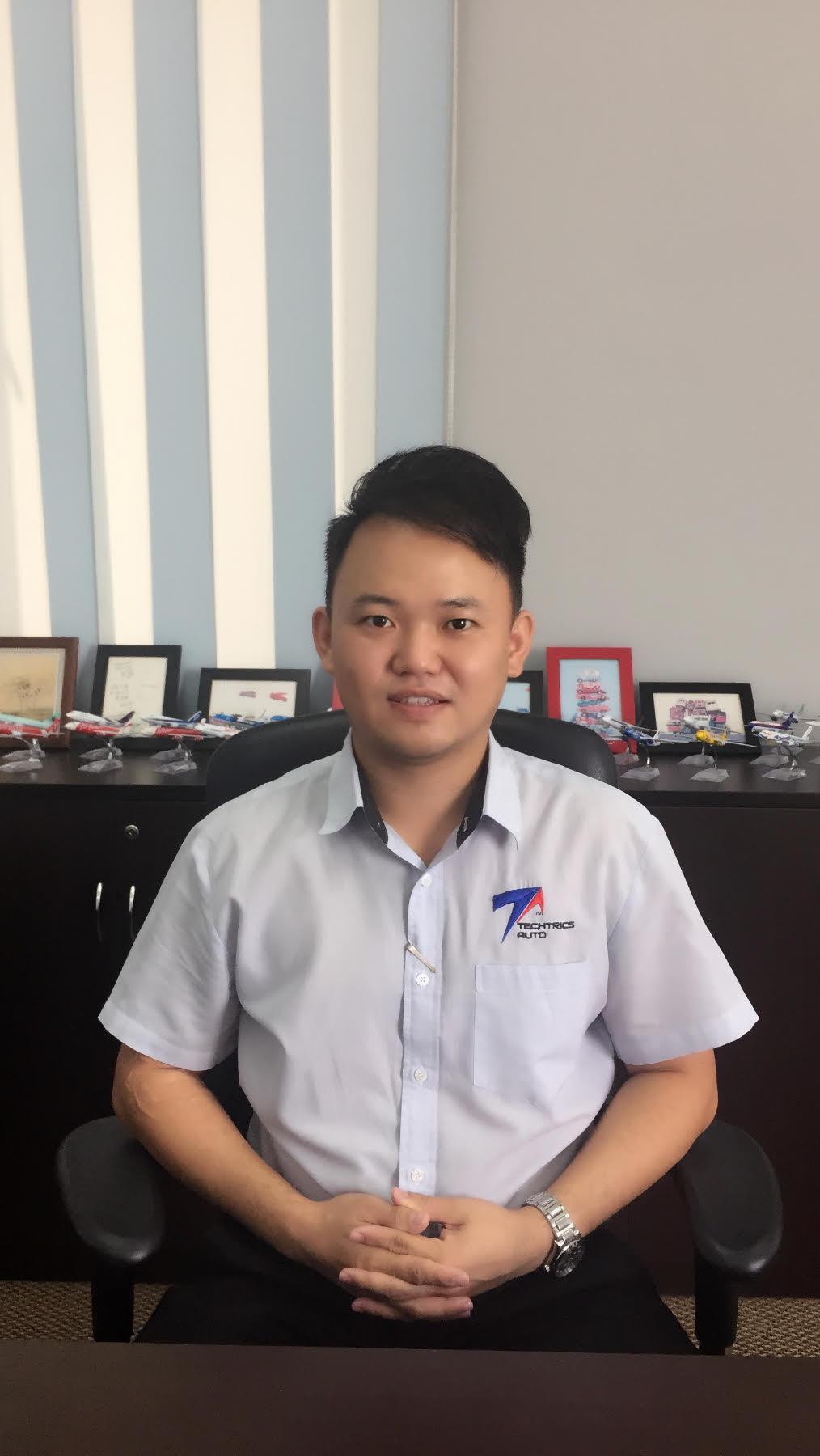 Mr. Fong Weng Hong