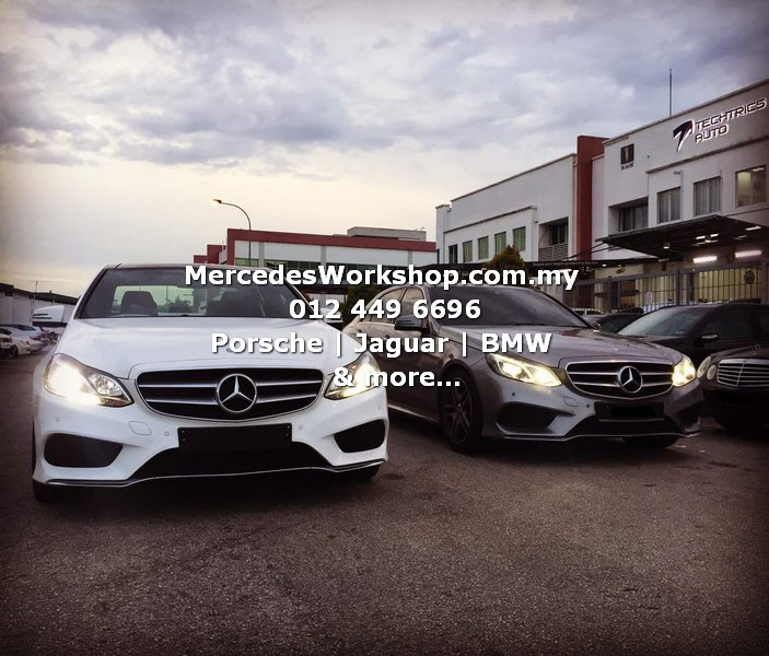Mercedes repairs service and maintenance in malaysia for Mercedes benz maintenance plan